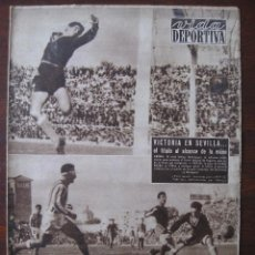 Coleccionismo deportivo: SEMANARIO DEPORTIVO, OLIMPIA, Nº 29. 1953. Lote 50792003
