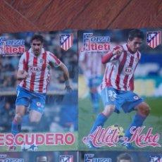 Coleccionismo deportivo: LOTE 4 REVISTAS FORZA ATLETI ATLETICO MADRID NUMEROS 94-129-132-133. Lote 51442923