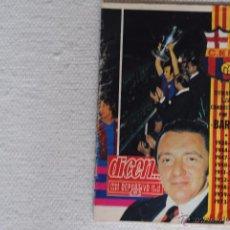 Coleccionismo deportivo: DIARIO DICEN CAMPEON DE COPA 1974. Lote 51508127