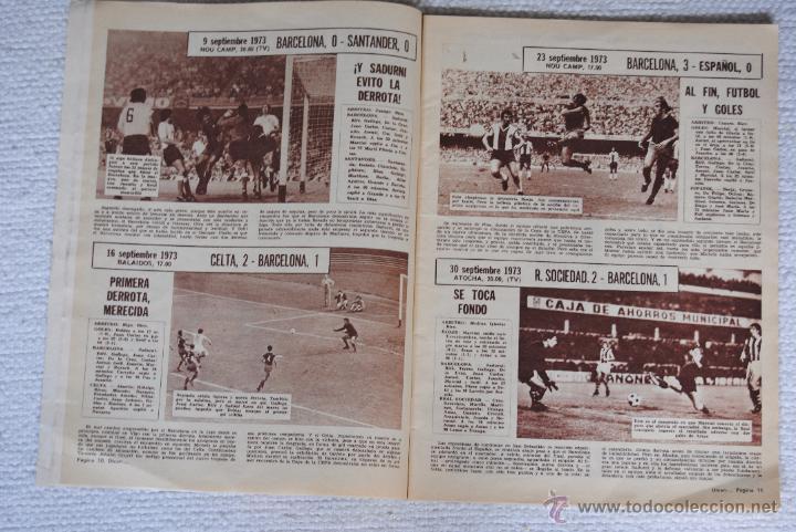 Coleccionismo deportivo: DIARIO DICEN CAMPEON DE COPA 1974 - Foto 4 - 51508127