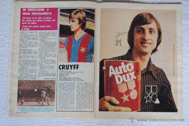 Coleccionismo deportivo: DIARIO DICEN CAMPEON DE COPA 1974 - Foto 9 - 51508127