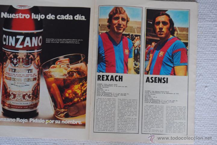 Coleccionismo deportivo: DIARIO DICEN CAMPEON DE COPA 1974 - Foto 11 - 51508127