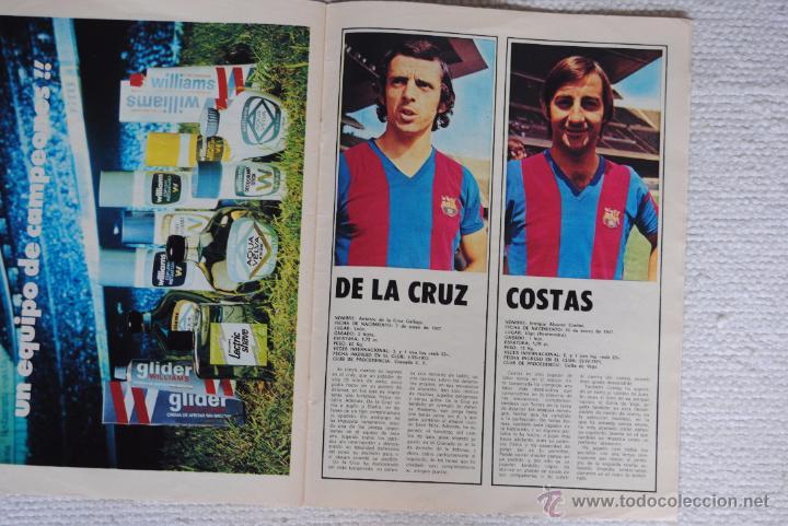 Coleccionismo deportivo: DIARIO DICEN CAMPEON DE COPA 1974 - Foto 12 - 51508127