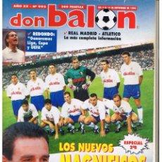 Colecionismo desportivo: DON BALÓN. Nº 993. 14 NVBRE. 1994. (P/B8). Lote 51561153