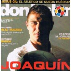 Colecionismo desportivo: DON BALÓN. Nº 1492. 23 MAYO 2004. (P/B8). Lote 51582686