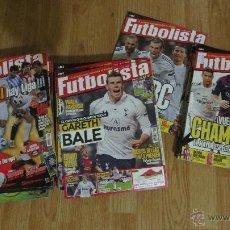 Coleccionismo deportivo: REVISTA FUTBOLISTA LIFE. Lote 51619568