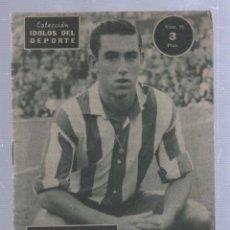 Coleccionismo deportivo: COLECCION IDOLOS DEL DEPORTE. Nº 91. ADELARDO. UNA GRAN PROMESA. Lote 51659769