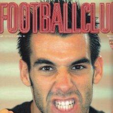Coleccionismo deportivo: Nº 17 - FOOTBALL CLUB. REVISTA OFICIAL DEL SEVILLA FC. SEPTIEMBRE 2009.. Lote 51791310