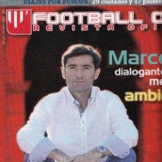 Coleccionismo deportivo: Nº 24 - FOOTBALL CLUB. REVISTA OFICIAL DEL SEVILLA FC. OCTUBRE 2011.. Lote 51791389