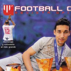Coleccionismo deportivo: Nº 28 - FOOTBALL CLUB. REVISTA OFICIAL DEL SEVILLA FC. OCTUBRE 2012.. Lote 51791459