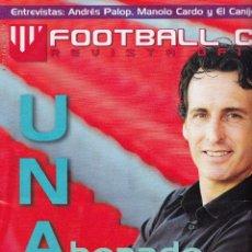 Coleccionismo deportivo: Nº 31 - FOOTBALL CLUB. REVISTA OFICIAL DEL SEVILLA FC. JULIO 2013.. Lote 51791482
