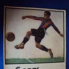 Collectionnisme sportif: (F-100)REVISTA SPORTS,30-OCTUBRE-1923,Nº4,ALCANTARA F.C.BARCELONA. Lote 52012144
