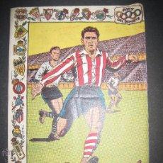 Coleccionismo deportivo: MAURI - ATLETIC DE BILBAO - COMIC - ASES DEL DEPORTE - VER FOTOS - (V-3303) . Lote 52299724