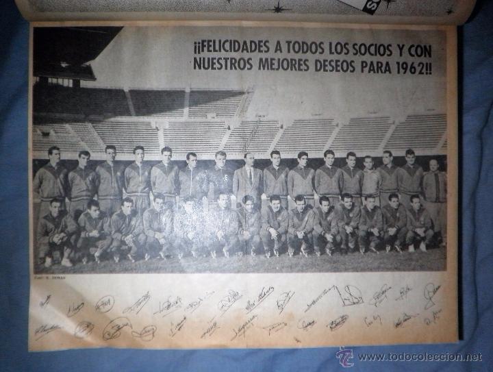 Coleccionismo deportivo: BOLETIN OFICIAL DEL C.DE F.BARCELONA - AÑOS 1962-64 - 30 NUMEROS EN UN VOLUMEN - MUY ILUSTRADOS. - Foto 7 - 52514233