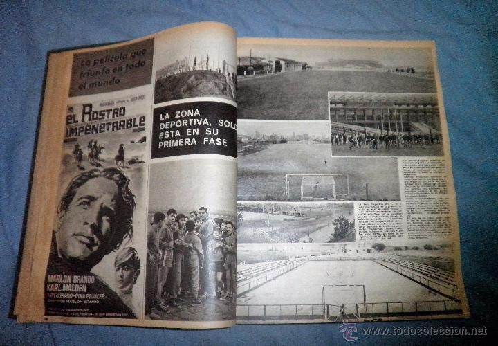 Coleccionismo deportivo: BOLETIN OFICIAL DEL C.DE F.BARCELONA - AÑOS 1962-64 - 30 NUMEROS EN UN VOLUMEN - MUY ILUSTRADOS. - Foto 8 - 52514233