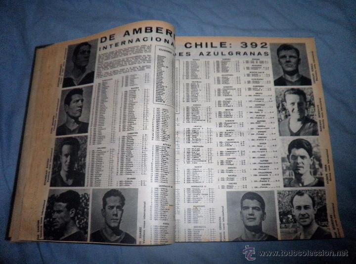 Coleccionismo deportivo: BOLETIN OFICIAL DEL C.DE F.BARCELONA - AÑOS 1962-64 - 30 NUMEROS EN UN VOLUMEN - MUY ILUSTRADOS. - Foto 12 - 52514233