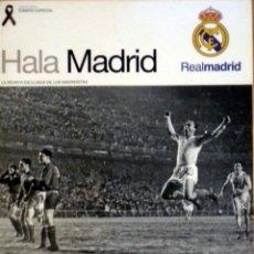 Coleccionismo deportivo: REVISTA HALA MADRID ESPECIAL MUERTE D. ALFREDO DI STEFANO. Lote 52804207