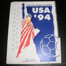 Coleccionismo deportivo: COLECCIONABLE. MUNDIAL USA 1994 94. LA VERDAD. COMPLETO (SIN PÓSTER). Lote 52805605