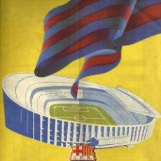 Coleccionismo deportivo: CLUB DE FUTBOL BARCELONA - Nº 15 - 1956. Lote 52979304