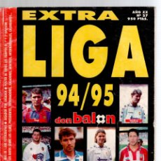 Coleccionismo deportivo: EXTRA LIGA DON BALON 94/95. Lote 53245477