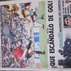 Coleccionismo deportivo: REVISTA COLECCIONABLE 2. MUNDIAL MEXICO 1986. EDITORIAL CAMBIO 16. Lote 53251356