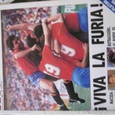 Coleccionismo deportivo: REVISTA COLECCIONABLE 3, MUNDIAL MEXICO 1986. EDITORIAL CAMBIO 16. Lote 53251678