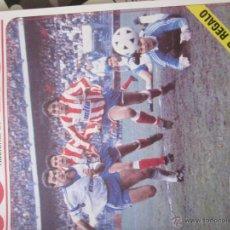 Coleccionismo deportivo: REVISTA 60 AÑOS DEL CAMPEONATO NACIONAL DE LIGA. FASCICULO 5. LIGAS 32-33 Y 83-84. POSTER R.SOCIEDAD. Lote 53253471