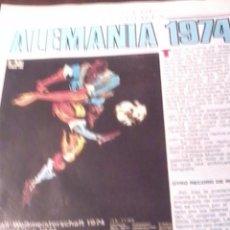 Coleccionismo deportivo: HISTORIA DE LOS MUNDIALES ALEMANIA 1974. DON BALON. FASCICULOS. EST23B1. Lote 53272594