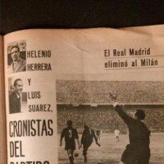 Collezionismo sportivo: LA ACTUALIDAD ESPAÑOLA-1964-REAL MADRID-LEE HARVEY OSWALD-KENNEDY-LA SINGLA-CARMEN AMAYA-VETERANO. Lote 53556128