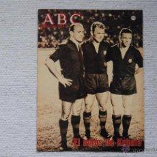 Coleccionismo deportivo: SUPLEMENTO ABC HISTORIA VIVA DEL F.C.BARCELONA 1991 Nº 32. Lote 53599389