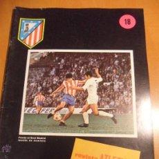 Coleccionismo deportivo: REVISTA ATLETICO DE MADRID. Nº 18. ABRIL 70. . Lote 53704218