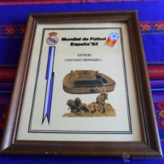 Coleccionismo deportivo: PROGRAMA OFICIAL MUNDIAL ESPAÑA 82 (2) GUÍA NUESTRO CAMINO A LA FINAL DON BALÓN 10 12. GRAN REGALO. Lote 53871339