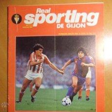 Coleccionismo deportivo: REAL SPORTING DE GIJON. AÑO 3. Nº 31. NOVIEMBRE 1982. REVISTA. CON FOTOGRAFIAS.. Lote 54372258