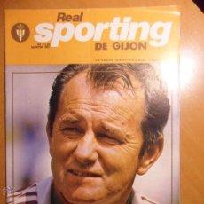 Coleccionismo deportivo: REAL SPORTING DE GIJON. AÑO 3. Nº 29. SEPTIEMBRE 1982. REVISTA. CON FOTOGRAFIAS.. Lote 54373441
