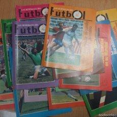 Coleccionismo deportivo: FASCÍCULOS LOS MUNDIALES DE FÚTBOL. Lote 54697986