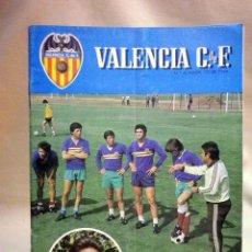 Coleccionismo deportivo: ANTIGUA REVISTA, VALENCIA CLUB DE FUTBOL, Nº 4, 1977. Lote 54837256