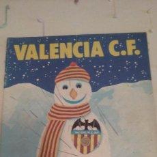 Coleccionismo deportivo: REVISTA DEL VALENCIA CF.. Lote 55299259