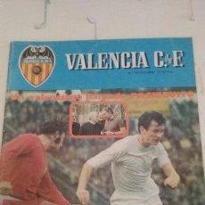 Coleccionismo deportivo: REVISTA DEL VALENCIA CF. Nº 10.. Lote 55300056