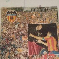 Coleccionismo deportivo: REVISTA DEL VALENCIA CF. Nº 30. CAMPEÓN DE COPA 1979.. Lote 55300904