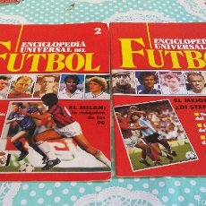 Coleccionismo deportivo: ENCICLOPEDIA UNIVERSAL DEL FÚTBOL. Lote 55507533