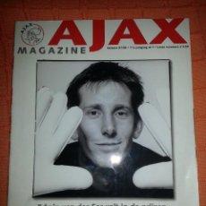 Coleccionismo deportivo: AJAX MAGAZINE N.7 TEMPORADA 97/98. Lote 55770726