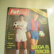 Coleccionismo deportivo: FUTGOL, Nº 13, ABRIL 1988. Lote 56308097