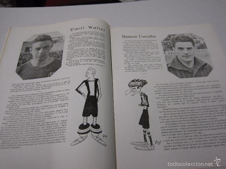 Coleccionismo deportivo: JOVENTUT CATALANA - HOMENATGE F.C. BARCELONA- AÑO 1925 -PLATKO-WALTER-SAMITIER-VER FOTOS - (V-5289) - Foto 6 - 56351169