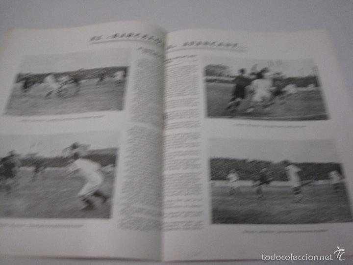 Coleccionismo deportivo: JOVENTUT CATALANA - HOMENATGE F.C. BARCELONA- AÑO 1925 -PLATKO-WALTER-SAMITIER-VER FOTOS - (V-5289) - Foto 8 - 56351169