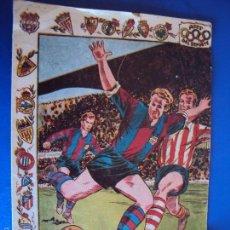 Coleccionismo deportivo: /F-1402)COMIC ASES DEL DEPORTE , BASORA , C.F.BARCELONA. Lote 56376554