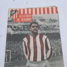Coleccionismo deportivo: ANTIGUA REVISTA DEL ATLETICO DE MADRID Nº 25 - DICIEMBRE DE 1961 - EN LA PORTADA CALLEJO, 30 PAGINA. Lote 56428956