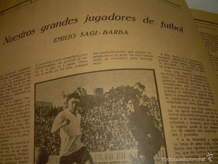 Coleccionismo deportivo: ONCE REVISTAS....DE..EL CAMPEON. - Foto 17 - 56857642