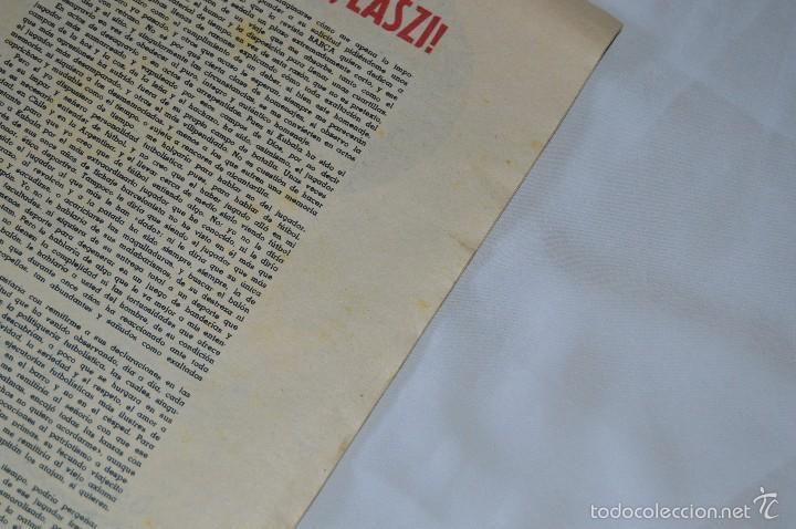 Coleccionismo deportivo: Revista BARCA - BARÇA - Número especial monográfico de KUBALA - 1961 - Foto 3 - 57107479