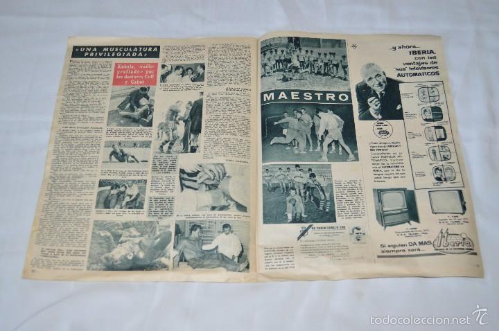 Coleccionismo deportivo: Revista BARCA - BARÇA - Número especial monográfico de KUBALA - 1961 - Foto 5 - 57107479