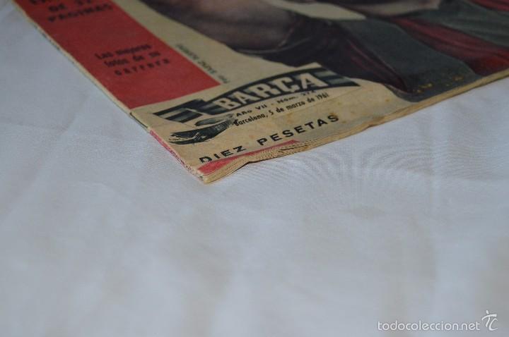 Coleccionismo deportivo: Revista BARCA - BARÇA - Número especial monográfico de KUBALA - 1961 - Foto 7 - 57107479
